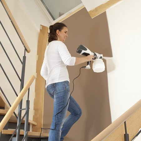Pistolet HVLP W 400 Wall Sprayer