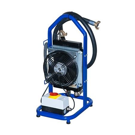 Filtre aéroréfrigérant (permet d'assécher l'air par refroidissement)