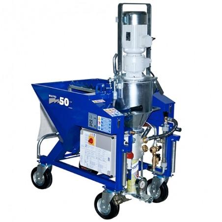 Machine à malaxage continu MIXPRO 50 Ragréage 400 V