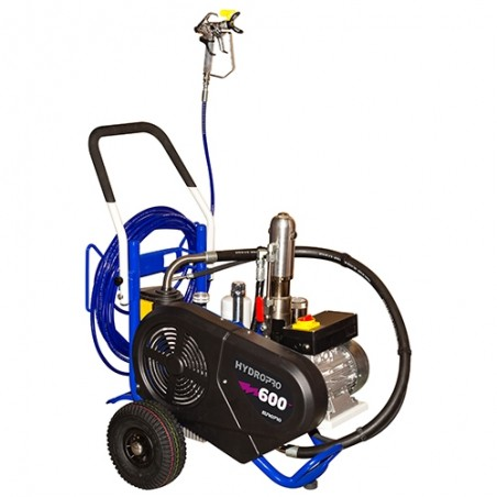 Pompe à piston HYDROPRO 600 E