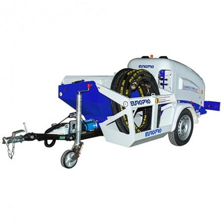 Machine à chape COMPACT-PRO 120