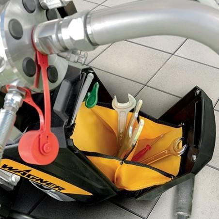 Pompe à membrane SuperFinish 33 Plus Dispersion chariot complète