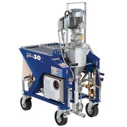 Machine à projeter MIXPRO 30 Plâtre complète Réf. : 30848