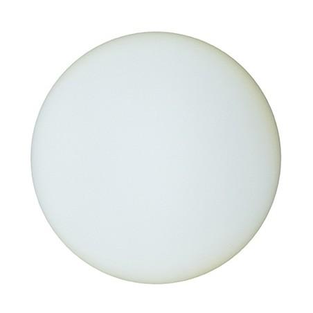 Petite éponge blanche dure ø200mm