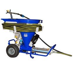Machine à pulvériser les enduits JETPRO 120