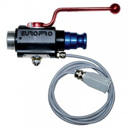 Lance pour machine à ragréage MOSQUITO ou MIXPRO 14 avec contacteur de démarrage avec mallette