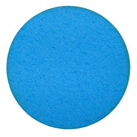 Eponge bleue molle ø400mm