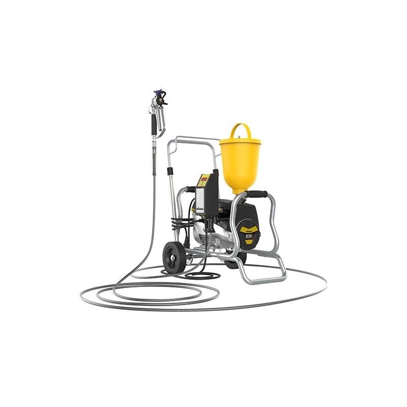 pompe peinture airless superfinish 23 plus et tuyau chauffant wagner sur chariot avenir project. Black Bedroom Furniture Sets. Home Design Ideas