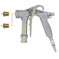 Pistolet pâteux AC-85-P avec arrêt d'air